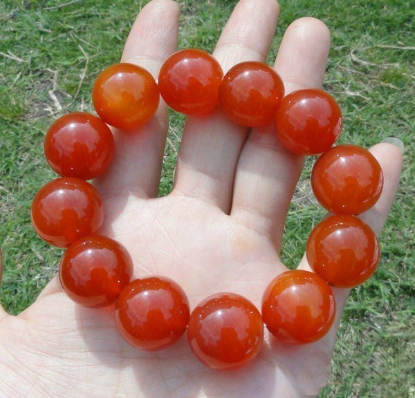 Natural gemstone cabochons carnelian round cabochon