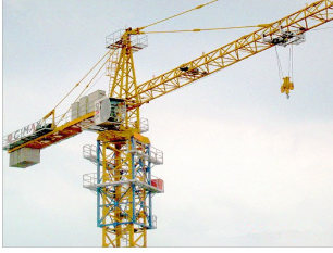 tower crane cab