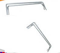 extruded aluminum profiles bathroom towel shelf parts