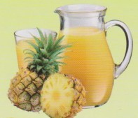 Queen pineapple juice concentrate