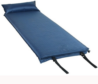 Automatic inflatable mattress