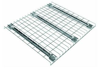 Galvanized warehoues storage heavy duty wire decking