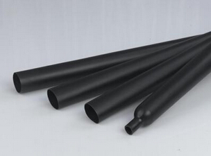 medium wall heat shrink tubing with adhesive