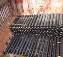 Ductile Iron Pipes to ISO2531/EN545