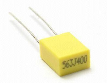 Resin Coated Metallized Polyester Film Capacitors--MDD23B104K