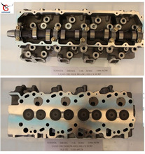1KZ-TE Complete Cylinder Head for Toyota Landcuriser/ Hilux