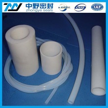 Virgin extrude ptfe tube, teflon extruded