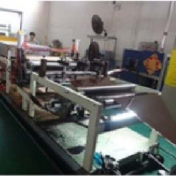 Card milling machine
