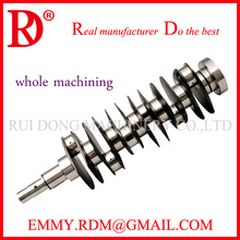 Factory Of MAZDA Crankshaft Mazda2.0 Crankshaft