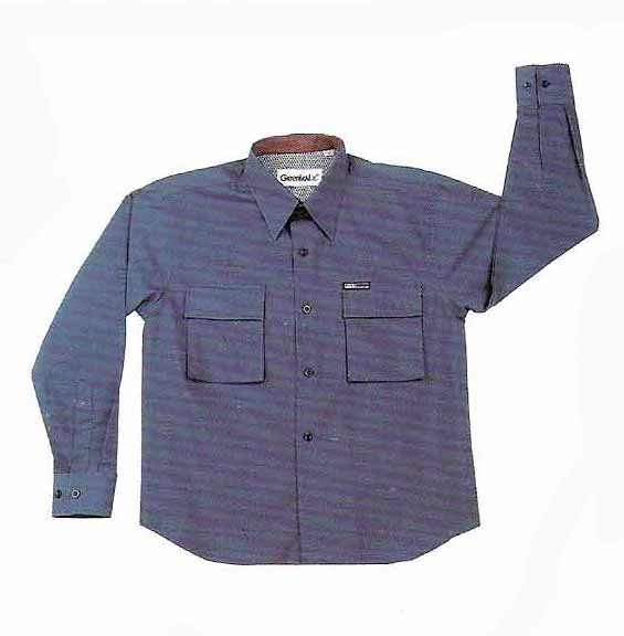 Children'scheck shirt