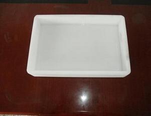 Opaque quartz tank