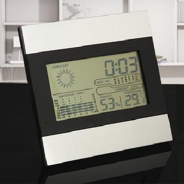 Digital Temperature and humidity table