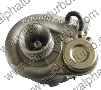 CT26 Toyota 17201-17030 Turbocharger