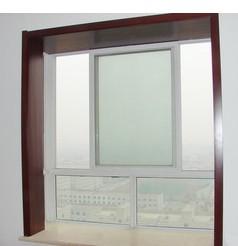 Hemlock solid wood tilt turn window