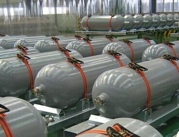 Y-Ton High Purity Industrial Gas Cylinder (440L - 470L)