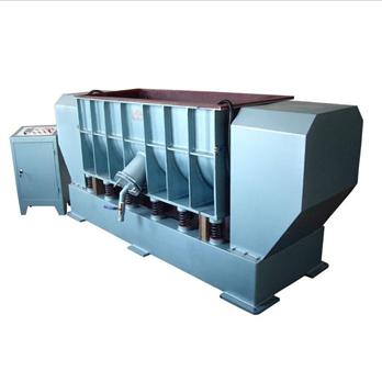 WZD 300 horizontal spring gear vibration polisher