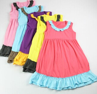 baby clothing girls dresses wholesale party dress