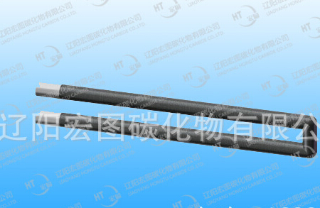 U Type silicon carbide rod