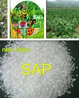 Agriculture grade super absorbent polymer/SAP/Water absorbent polymer