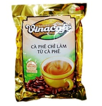 VINACAFE NATURAL 3 IN 1 INSTANT COFFEE BAG 400G