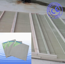 Senyu WPC building material - wpc construction shuttering sheets