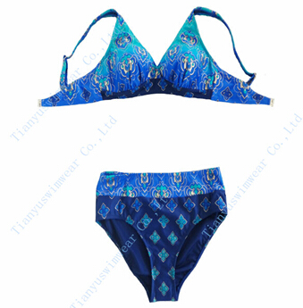 Plus size swimwear sexy beachwear