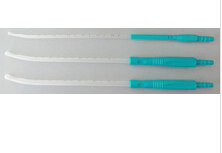 disposable intrauterine tissue suction curette