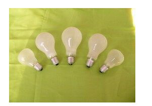 light bulb E27 70MM/75MM 200W 220-240V