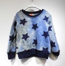 Plain wholesale Side Zippered Sweatshirt