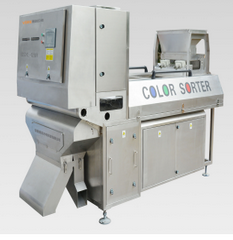 Peeled Garlic CCD Belt Color Sorter Machine