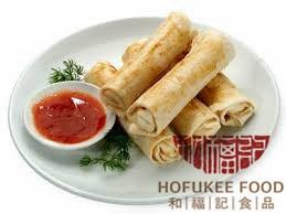 tsingtao spring rolls