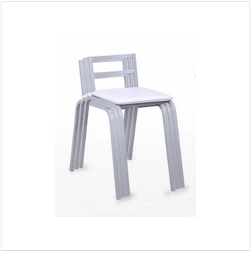 stackable dining chair/outdoor furniture/metal chairt
