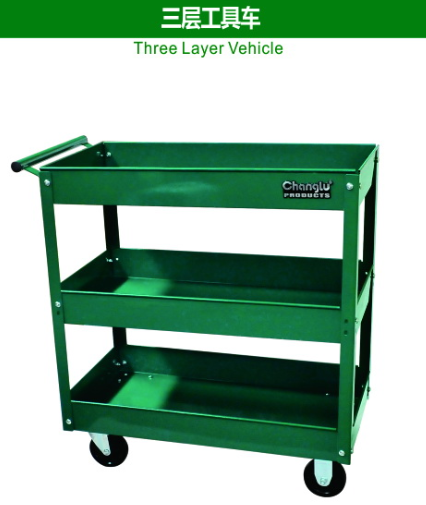 Three Layer Vehicle