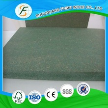 Construction material high gloss mdf uv board for kitchen cabinet with lowest price