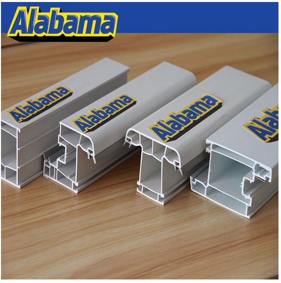 Alabama Qingdao upvc profile double insulating glasses hot design