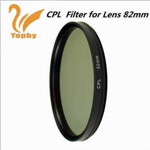 82mm CPL Circular Polarizing C-PL PL-CIR CPL Filter for Lens 82mm
