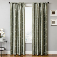 Modern Living Room Curtain, Ready Made window curtain
