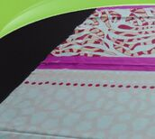 colorful home textile 100% polyester printed bedsheet fabric