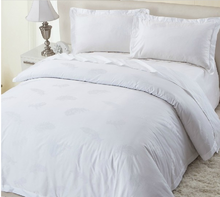 White Bed Sheet for Hotels And Hospital