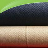 ready goods peach100 cotton twill fabric workwear fabric wholesale