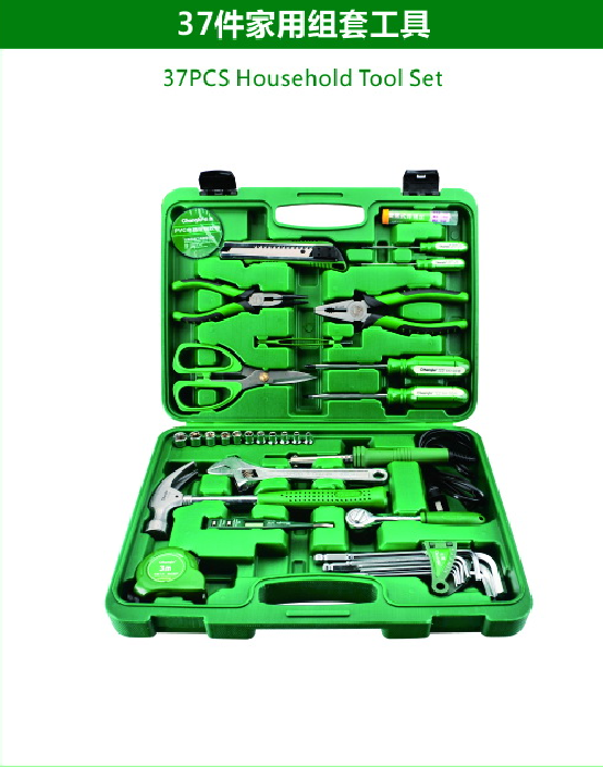 37PCS Household Tool Set