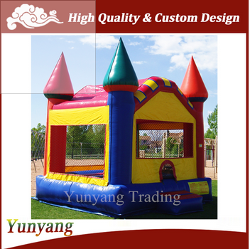 HOT cheap inflatable bouncer house