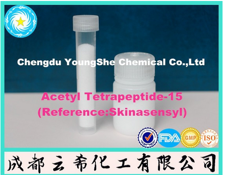 Acetyl Tetrapeptide-15 (Reference: Skinasensyl)