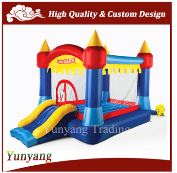 2015 Hot inflatable bouncy castle, Inflatable air castle