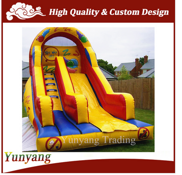 High quality inflatable slide for kids, inflatable slip n slide