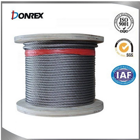 Electro Galvanized Steel Wire Rope