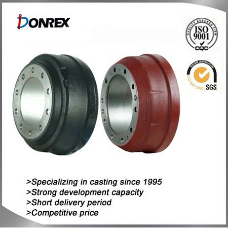 Truck Brake Drum with TS16949
