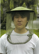 multi-function summer anti-mosquito hat