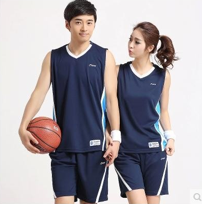 No sleeve sports suit male summer vest shorts running fitness breathable large yard basketball clothes