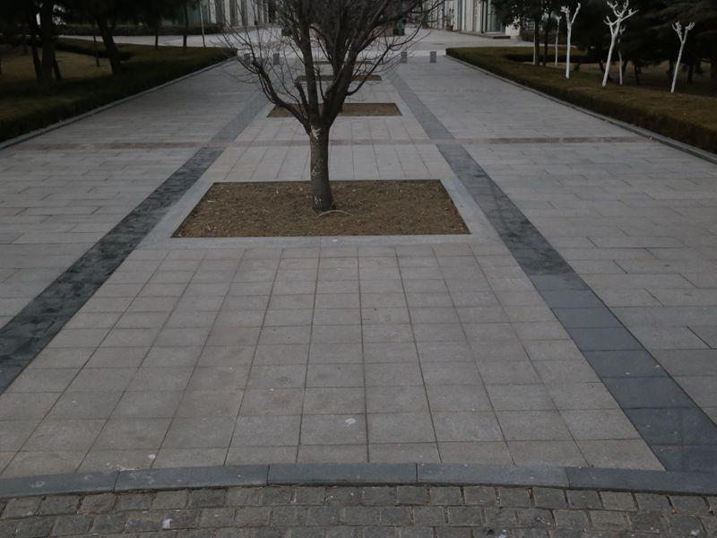 Chinese granite cheap Kerb stone